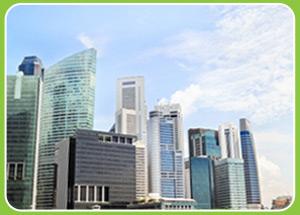 Commercial Building Distribution