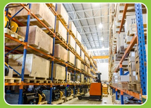 Industrial Building Distribution
